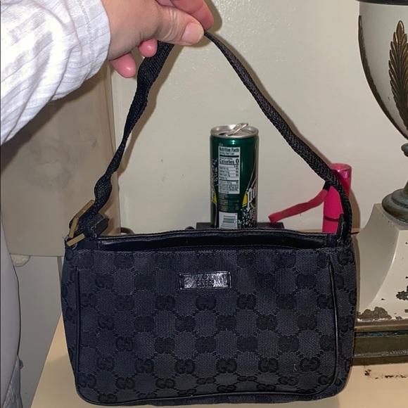 Gucci Handbags - Authentic Gucci small cosmetic/bag